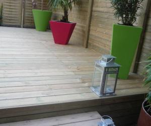Terrasse en bois et aménagement divers NANTERRE