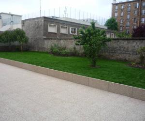 Réaménagement d'un jardin de copropriété à SAINT MANDE